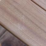 無垢の木・オイル仕上げの家具:傷も凹みも自分でお手入れできます