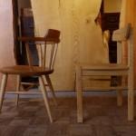 体に合う椅子 座面角度と深さ