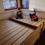 オーダー家具 スノコのベッド の スノコとは?
