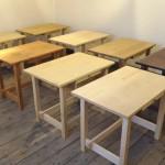 一生使える学習机~自然素材だけでつくる学習机