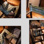 100年家具 フォールディングチェア( 山葉文化椅子)を再生する。