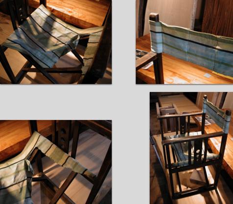 フォールディングチェア( 山葉文化椅子)