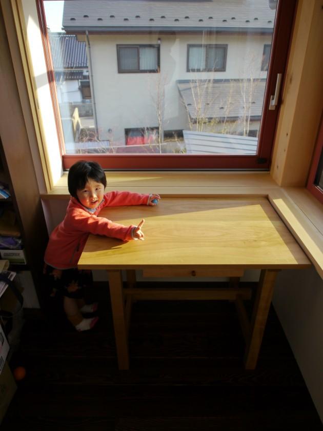 松葉屋家具店 学習机