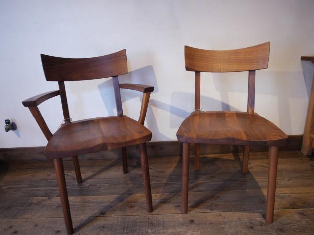 松葉屋家具店 椅子