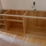オーダー家具 置き家具と据え付け(造り付け)家具
