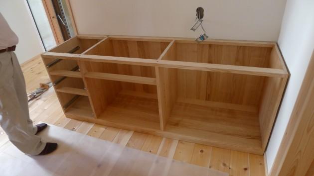 オーダー家具洗面台