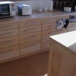 オーダー家具 扉や引き出しのある収納家具