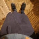 松葉屋家具店の制服