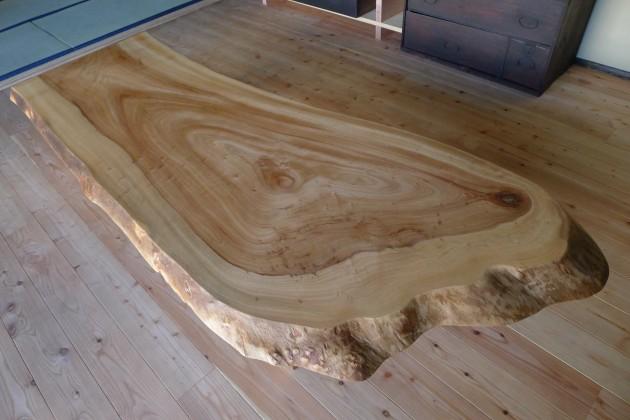 広葉樹一枚板