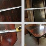 家具再生 教会のテーブル