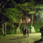 【松葉屋】森へいくツアー・6月 開催しました! 1日目・夜