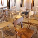 きもちのいい椅子を選ぶ