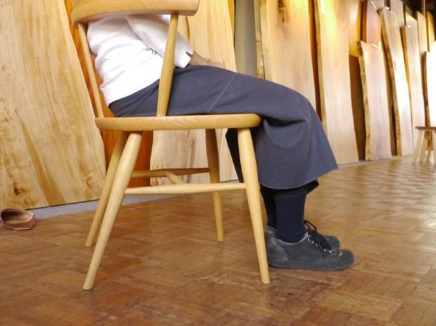 松葉屋家具店 きもちのいい椅子