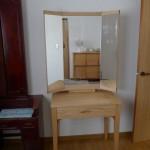 【オーダー家具】鏡台をつくりました