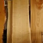 「木とうるしの道具」飯塚さんの展示は明日17日までです。