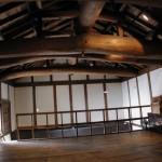 善五郎がうまれそだった場所  松葉屋 築百数十年の土蔵