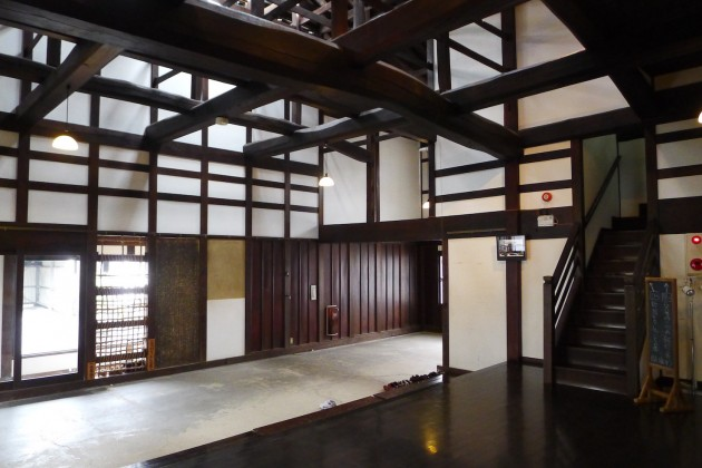中町蔵シック館 ホール