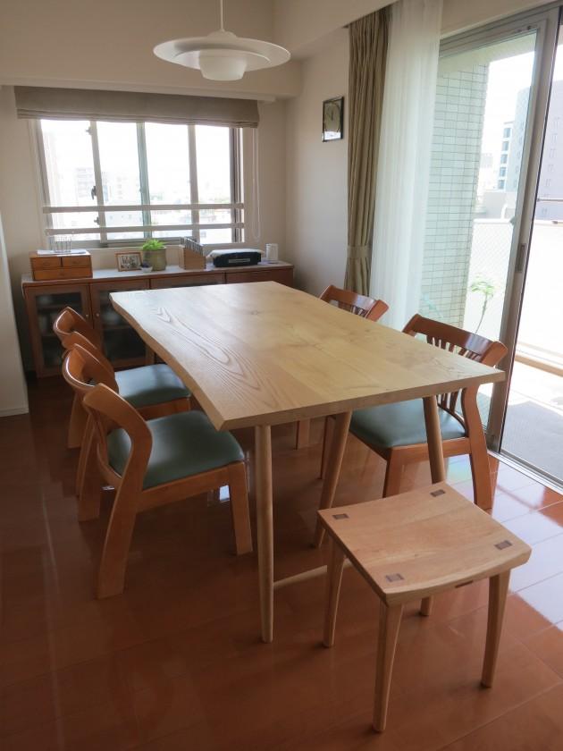 松葉屋家具店 テーブル