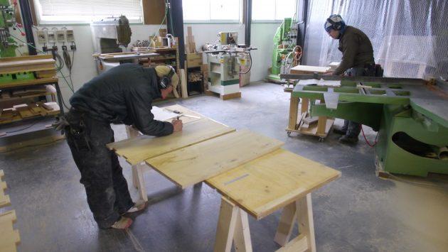 オーダー家具製作