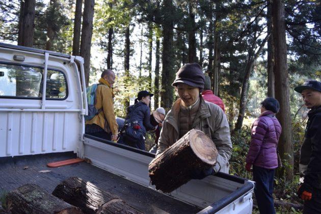 森へいくツアー・11月