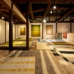 松葉屋家具店『秋のアートギャッベ展』9月14日から9月29日まで開催中